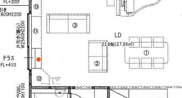 終の棲家10 持ち込み家具